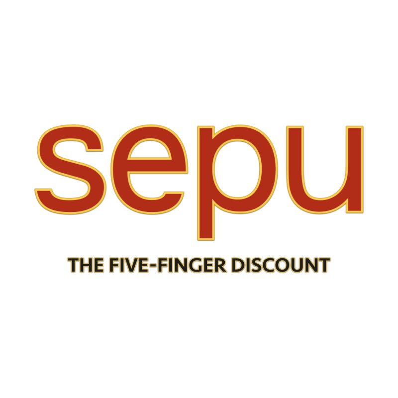 SEPU, your favorite spanish shopping mall by mrdelman's Artist Shop