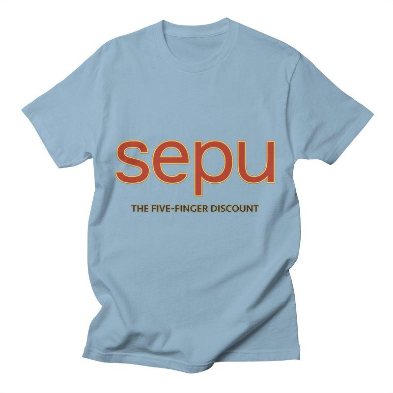 SEPU, your favorite spanish shopping mall Women's T-Shirt by mrdelman's Artist Shop