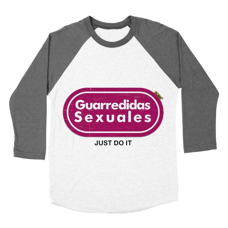 Guarredidas Sexuales Women's Longsleeve T-Shirt by mrdelman's Artist Shop