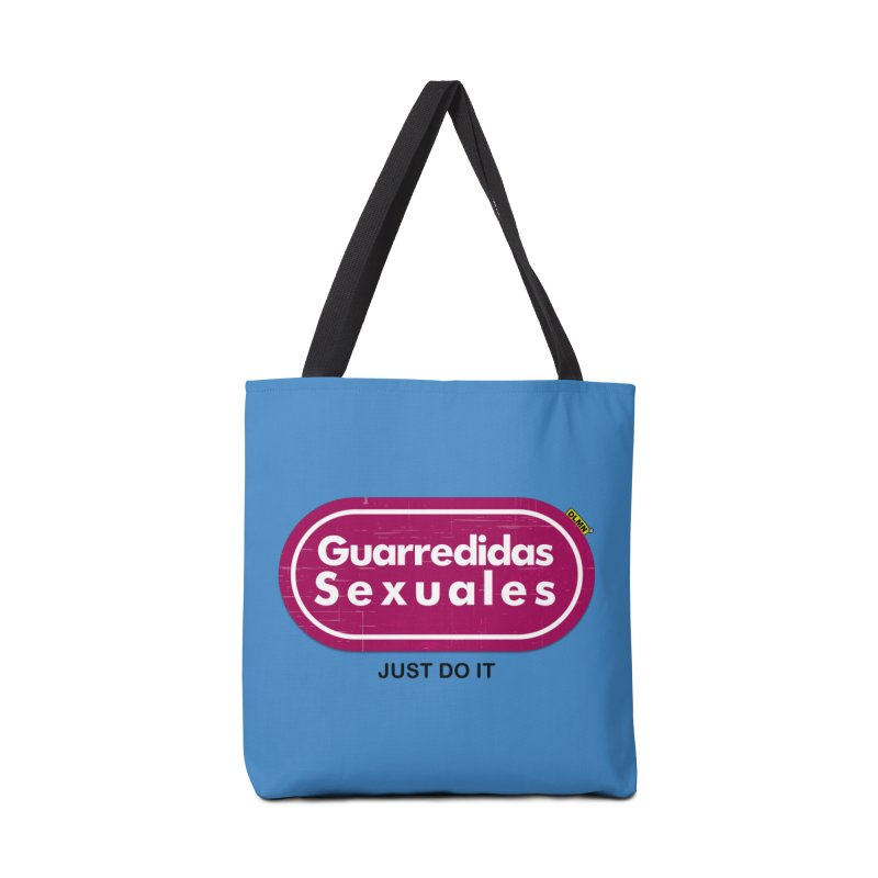Guarredidas Sexuales Accessories Tote Bag Bag by mrdelman's Artist Shop
