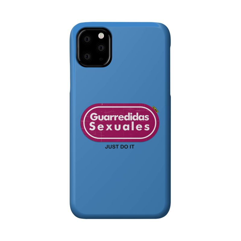 Guarredidas Sexuales Accessories Phone Case by mrdelman's Artist Shop