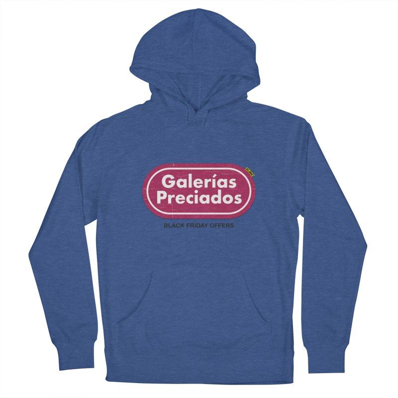 Galerías Preciados Women's Pullover Hoody by mrdelman's Artist Shop