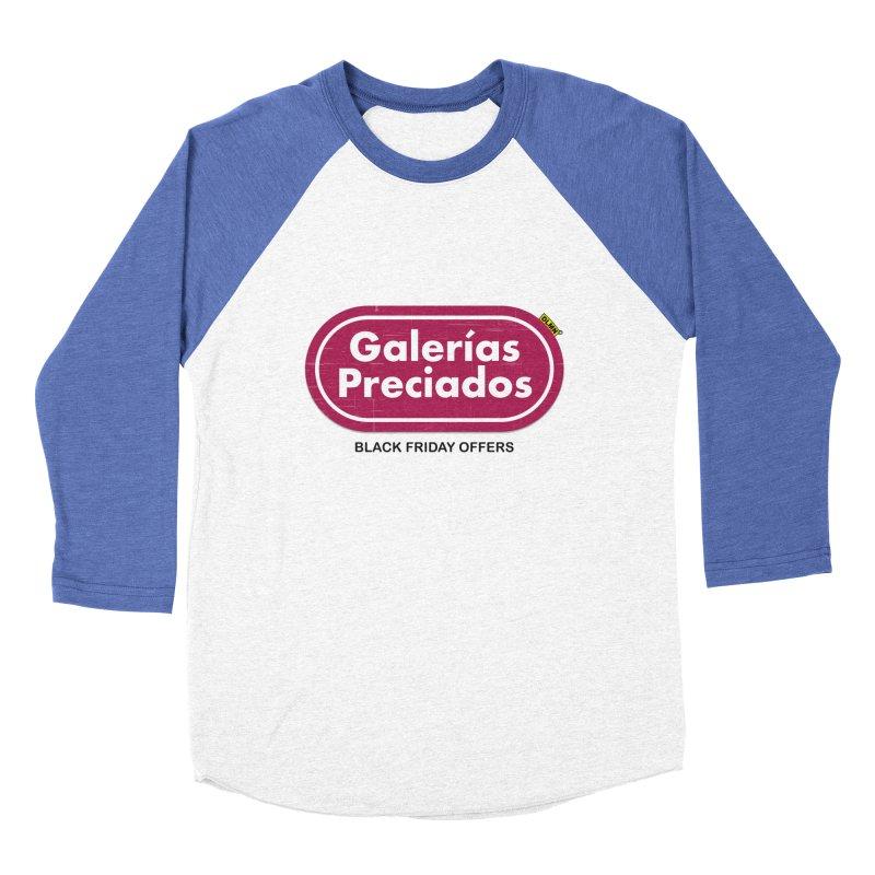 Galerías Preciados Women's Longsleeve T-Shirt by mrdelman's Artist Shop