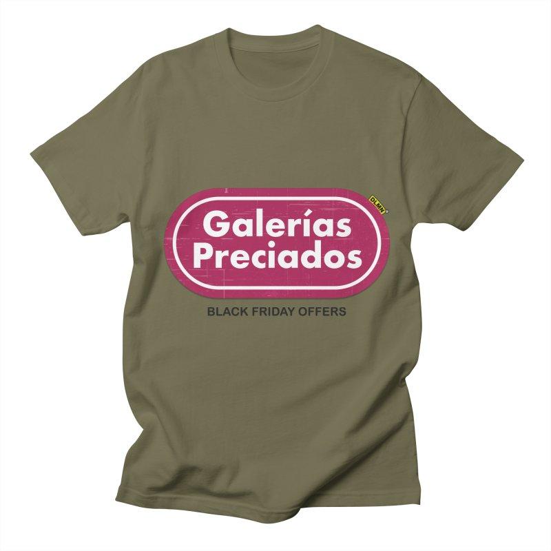 Galerías Preciados Women's Regular Unisex T-Shirt by mrdelman's Artist Shop