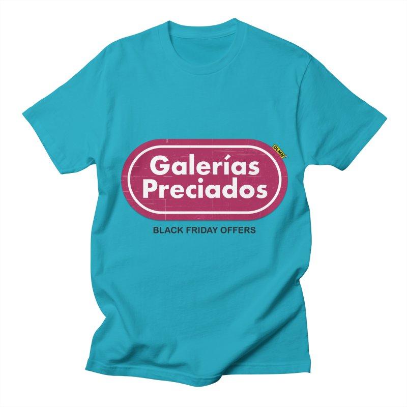 Galerías Preciados Women's Unisex T-Shirt by mrdelman's Artist Shop