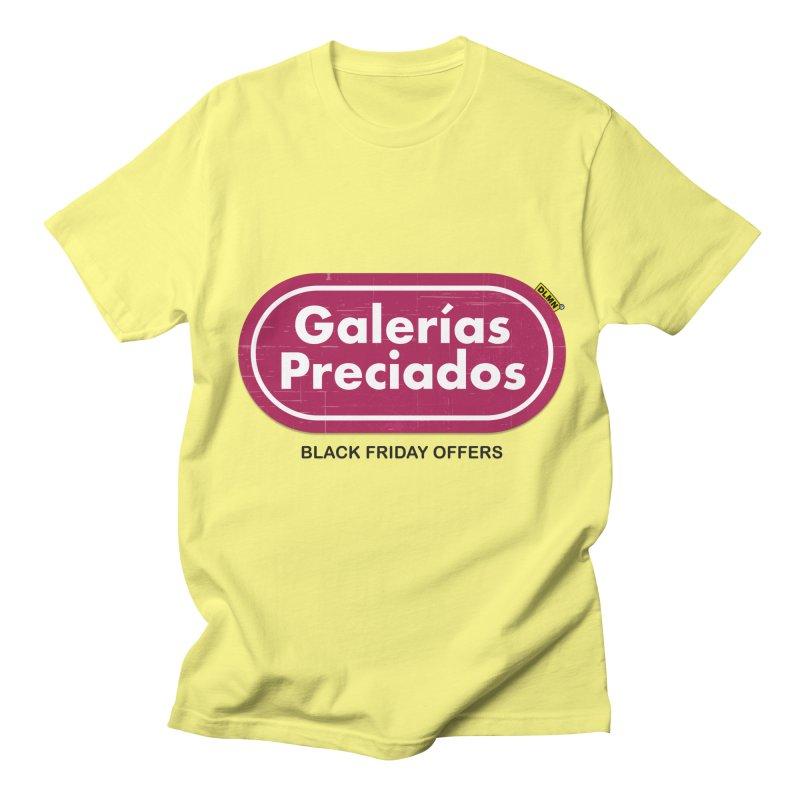 Galerías Preciados Women's T-Shirt by mrdelman's Artist Shop
