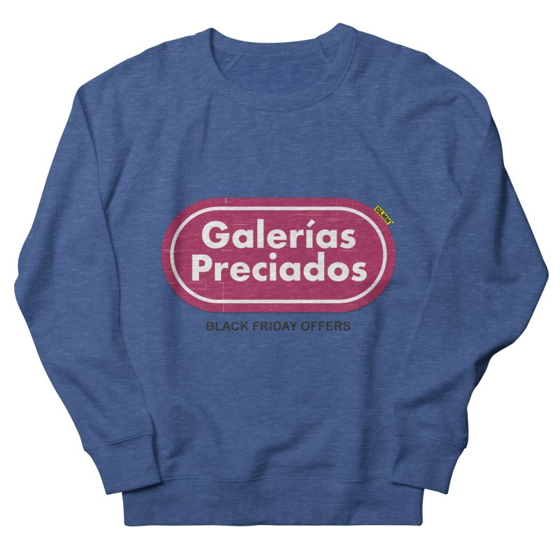 Galerías Preciados Women's French Terry Sweatshirt by mrdelman's Artist Shop
