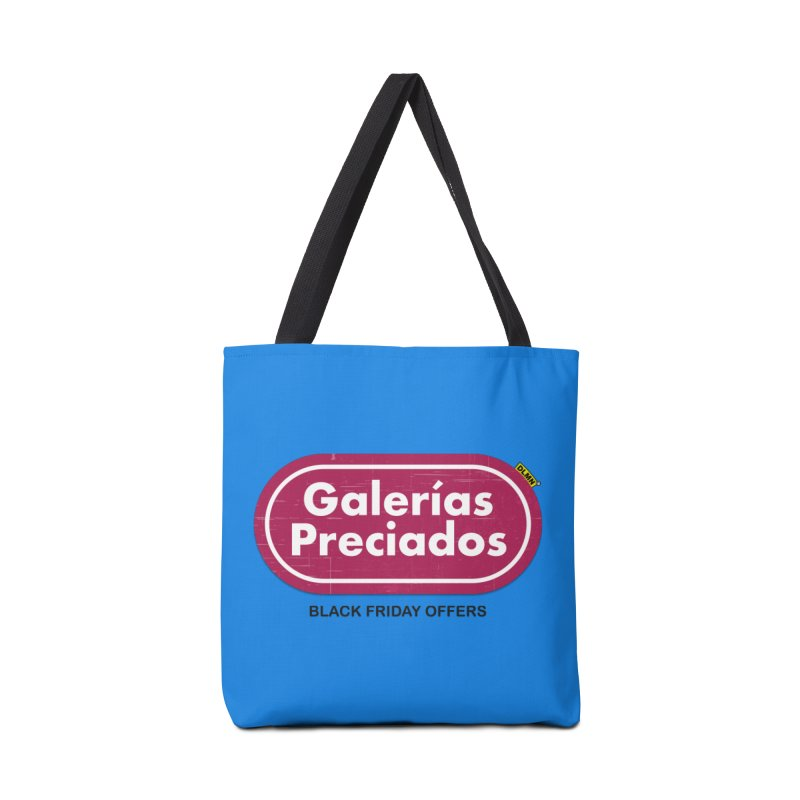Galerías Preciados Accessories Tote Bag Bag by mrdelman's Artist Shop