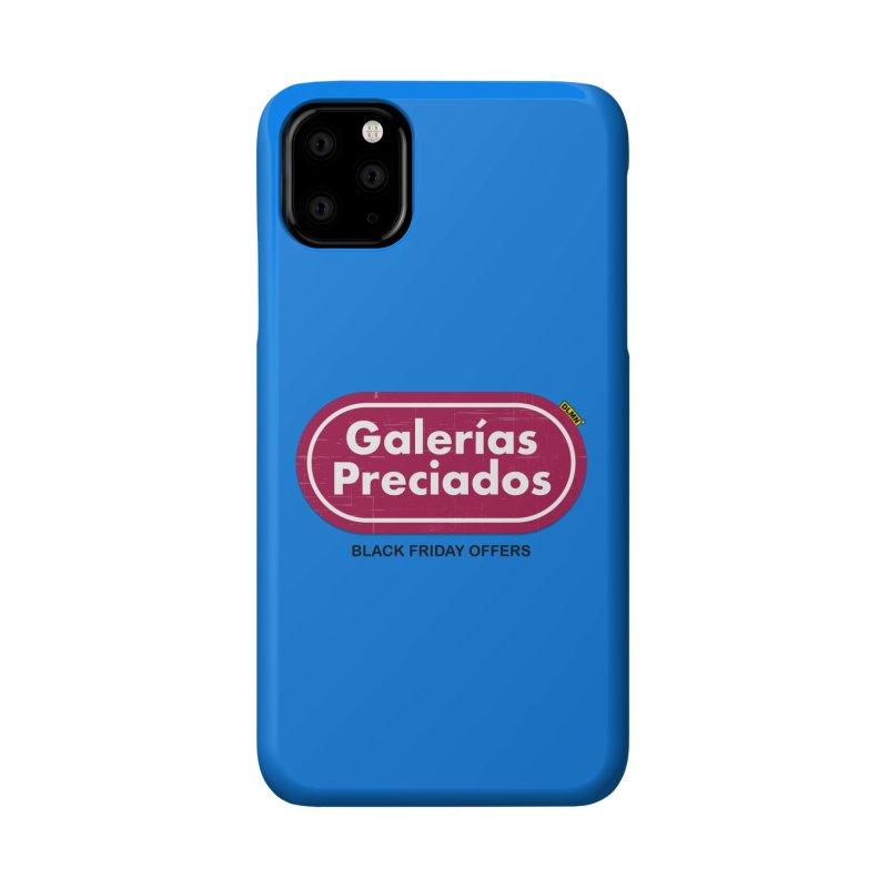 Galerías Preciados Accessories Phone Case by mrdelman's Artist Shop