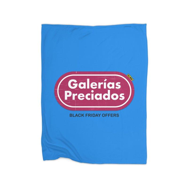 Galerías Preciados Home Blanket by mrdelman's Artist Shop