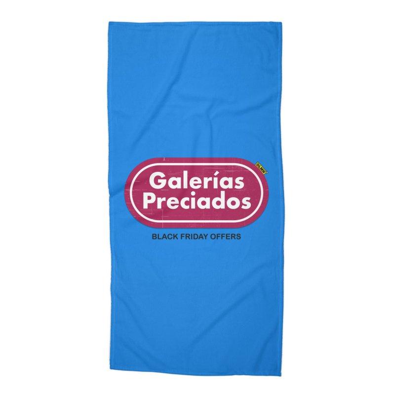 Galerías Preciados Accessories Beach Towel by mrdelman's Artist Shop