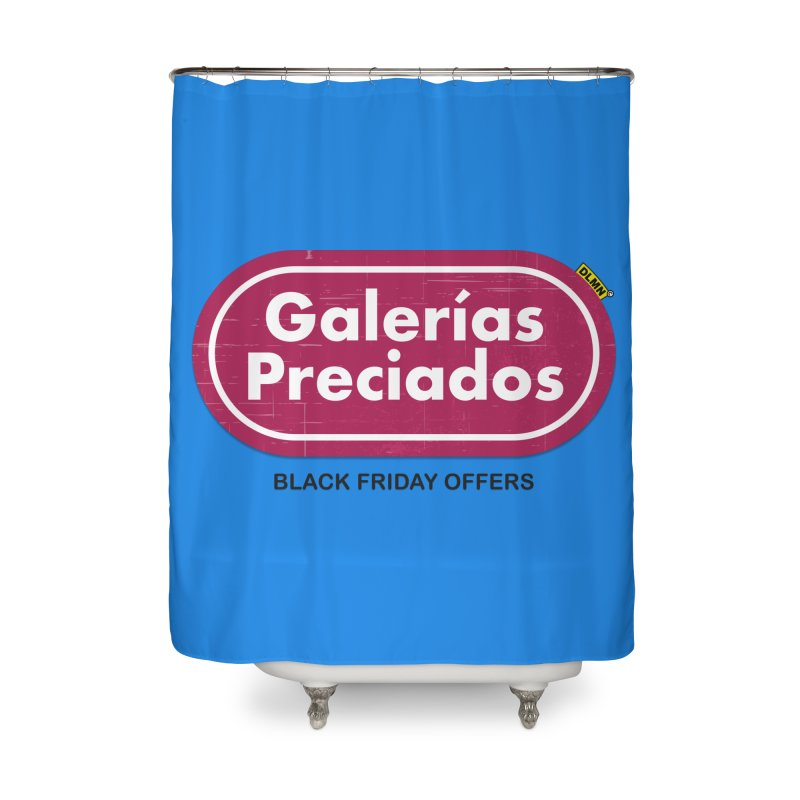 Galerías Preciados Home Shower Curtain by mrdelman's Artist Shop