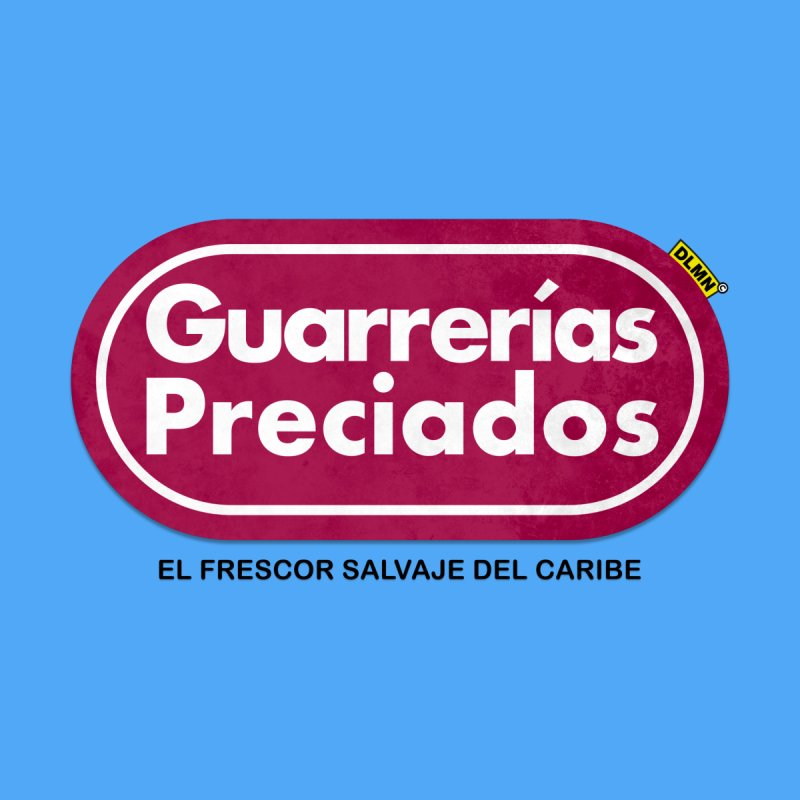Guarrerías Preciados Home Mounted Aluminum Print by mrdelman's Artist Shop