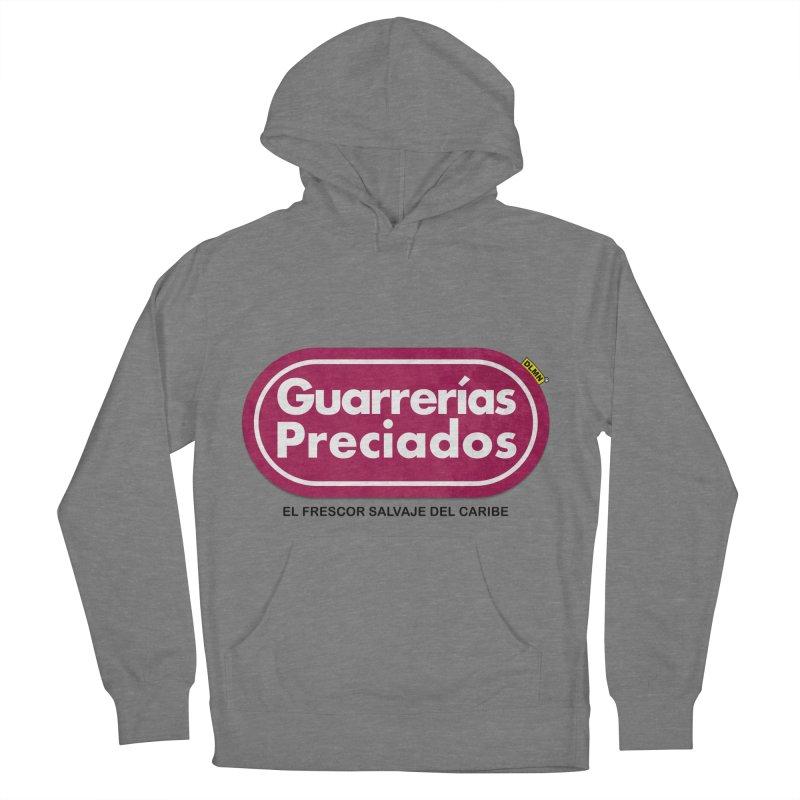 Guarrerías Preciados Women's Pullover Hoody by mrdelman's Artist Shop