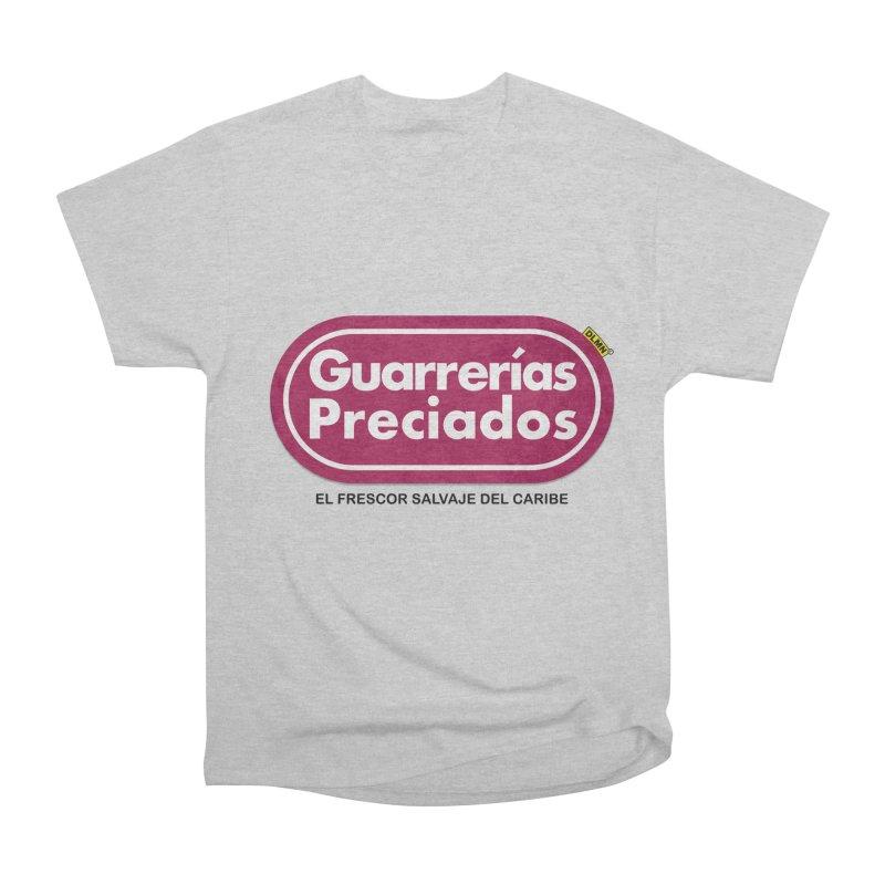 Guarrerías Preciados Men's Heavyweight T-Shirt by mrdelman's Artist Shop