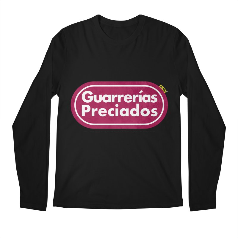Guarrerías Preciados Men's Regular Longsleeve T-Shirt by mrdelman's Artist Shop