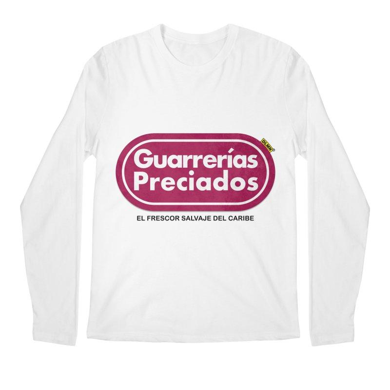 Guarrerías Preciados Men's Regular Longsleeve T-Shirt by mrdelman's Artist Shop