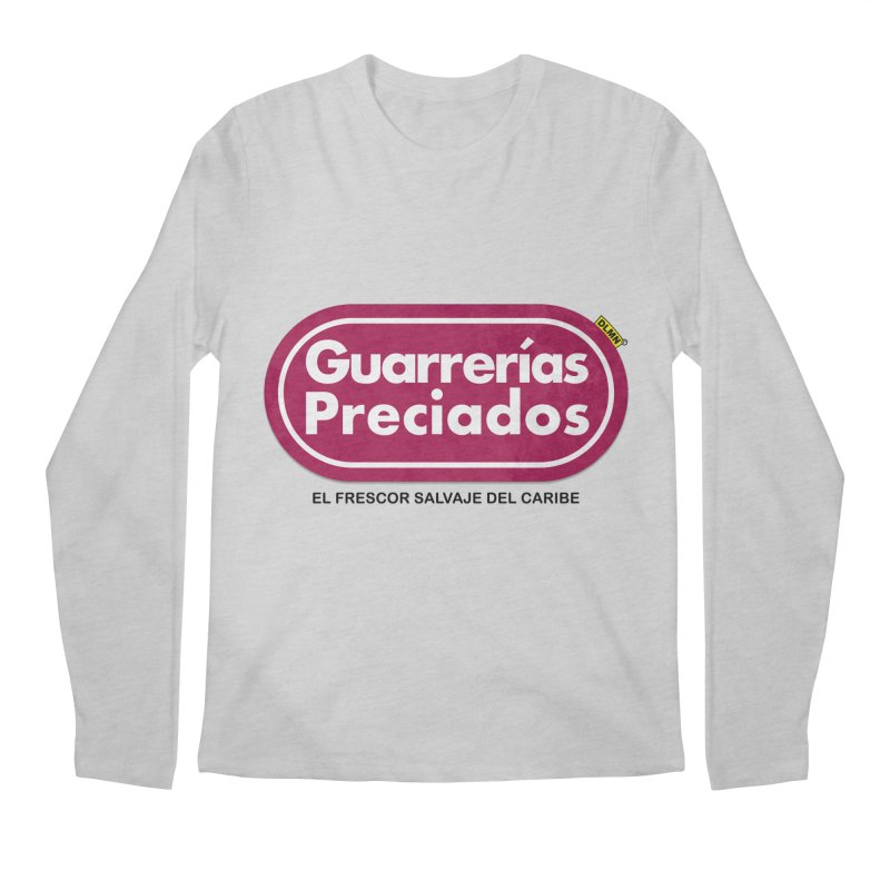 Guarrerías Preciados Men's Longsleeve T-Shirt by mrdelman's Artist Shop