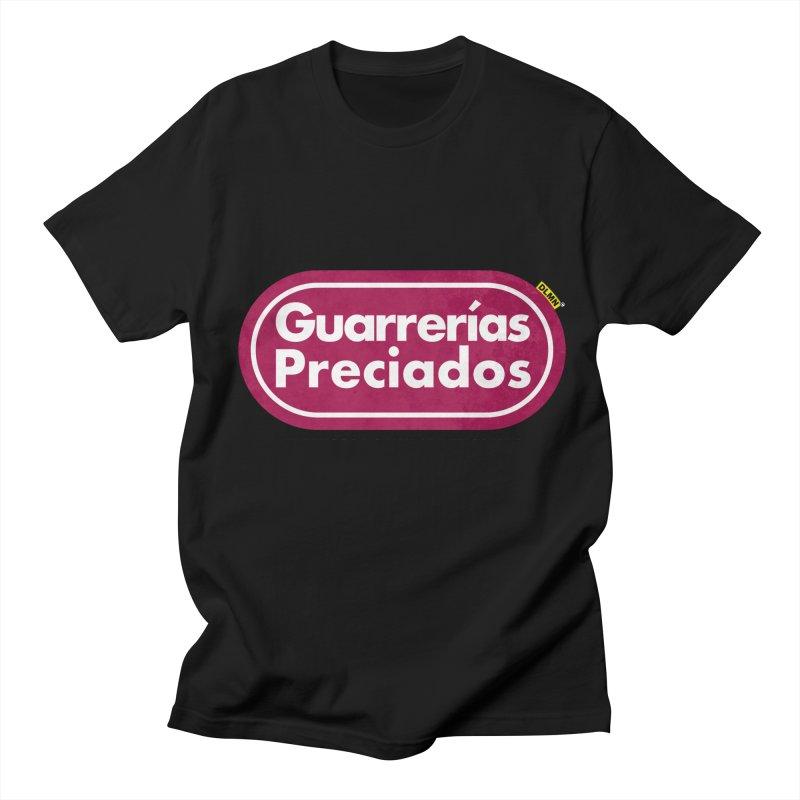 Guarrerías Preciados Men's T-Shirt by mrdelman's Artist Shop