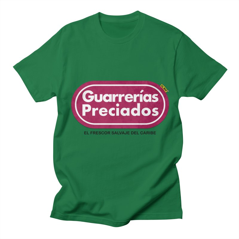 Guarrerías Preciados Men's Regular T-Shirt by mrdelman's Artist Shop