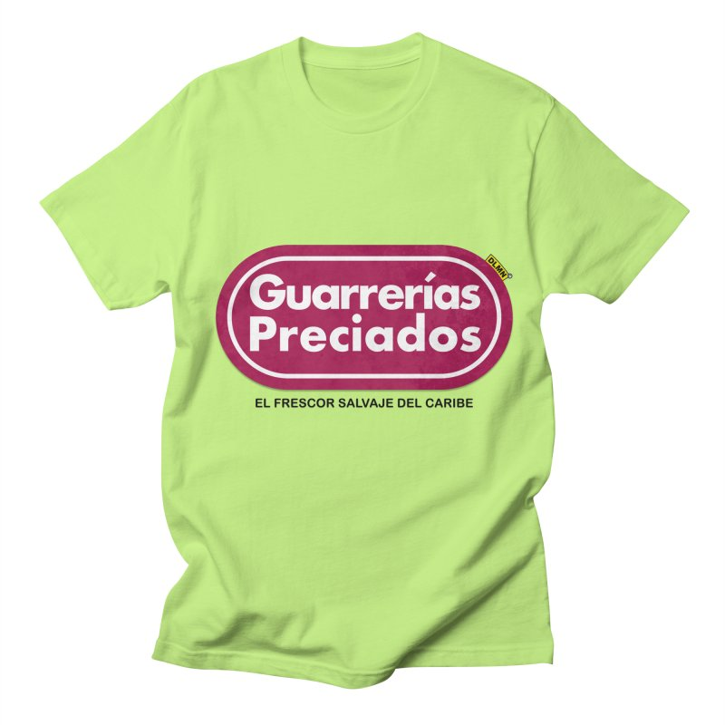 Guarrerías Preciados Women's Regular Unisex T-Shirt by mrdelman's Artist Shop