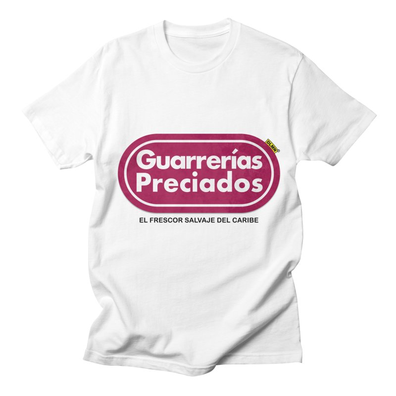 Guarrerías Preciados Men's Regular T-Shirt by mrdelman's Artist Shop