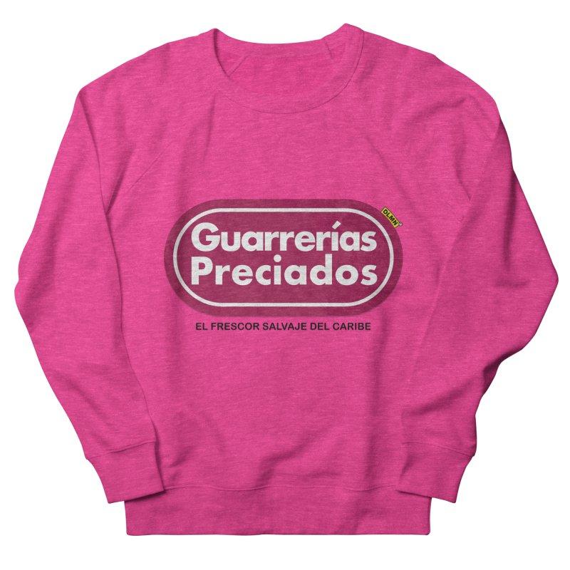 Guarrerías Preciados Women's French Terry Sweatshirt by mrdelman's Artist Shop