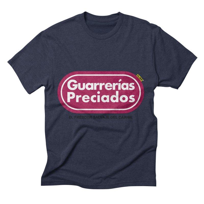 Guarrerías Preciados Men's Triblend T-Shirt by mrdelman's Artist Shop