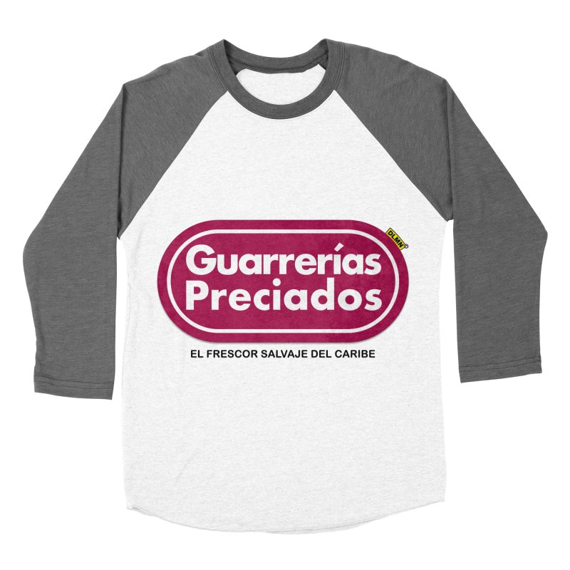 Guarrerías Preciados Women's Longsleeve T-Shirt by mrdelman's Artist Shop