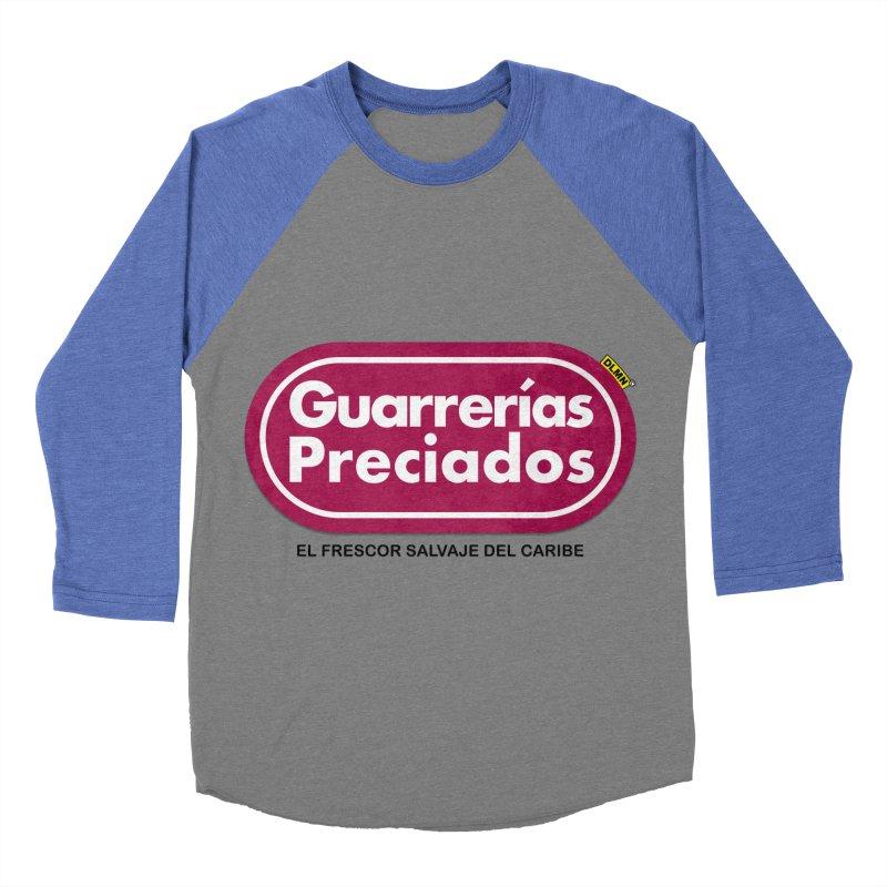 Guarrerías Preciados Women's Longsleeve T-Shirt by mrdelman's Artist Shop