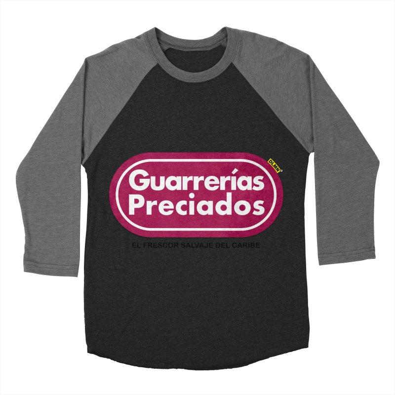Guarrerías Preciados Women's Baseball Triblend Longsleeve T-Shirt by mrdelman's Artist Shop