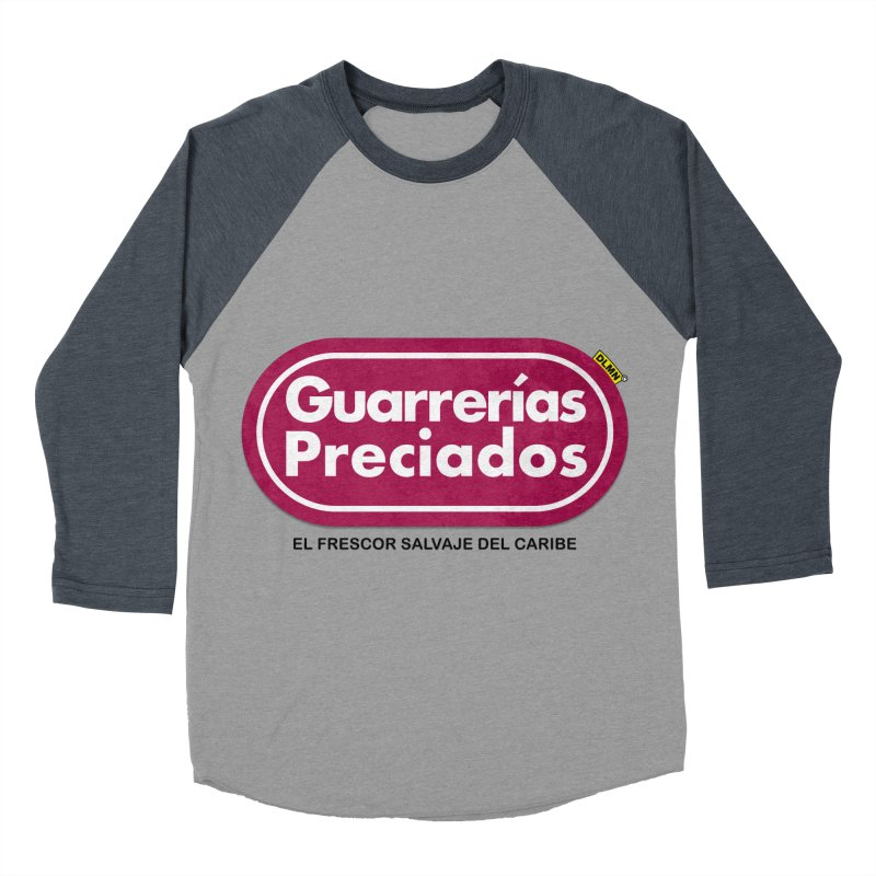 Guarrerías Preciados Women's Baseball Triblend T-Shirt by mrdelman's Artist Shop