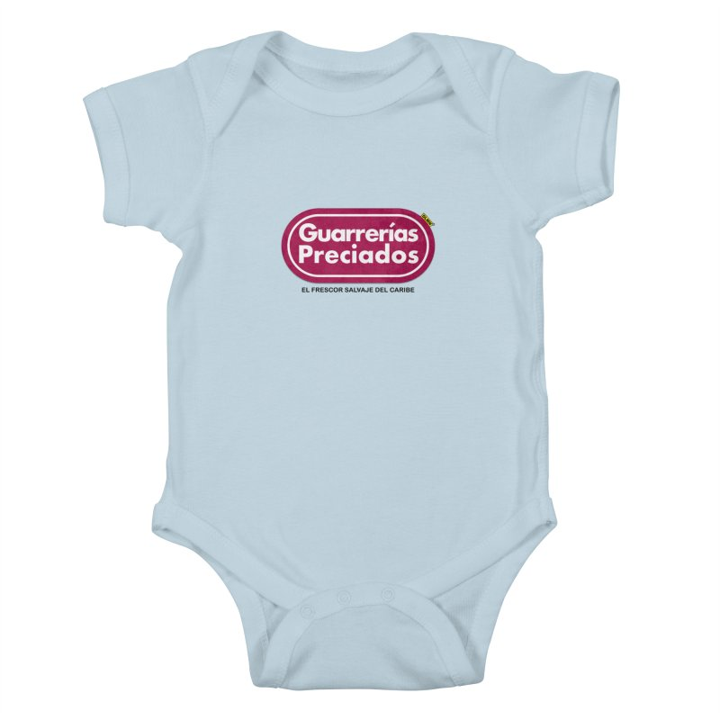 Guarrerías Preciados Kids Baby Bodysuit by mrdelman's Artist Shop