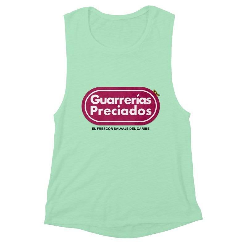 Guarrerías Preciados Women's Tank by mrdelman's Artist Shop