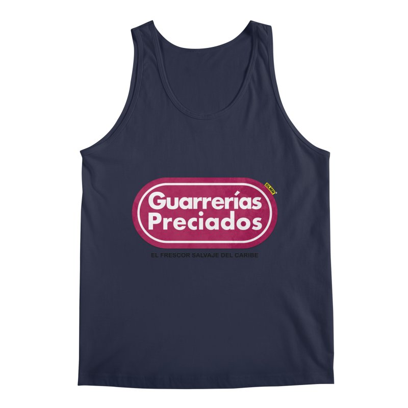 Guarrerías Preciados Men's Regular Tank by mrdelman's Artist Shop