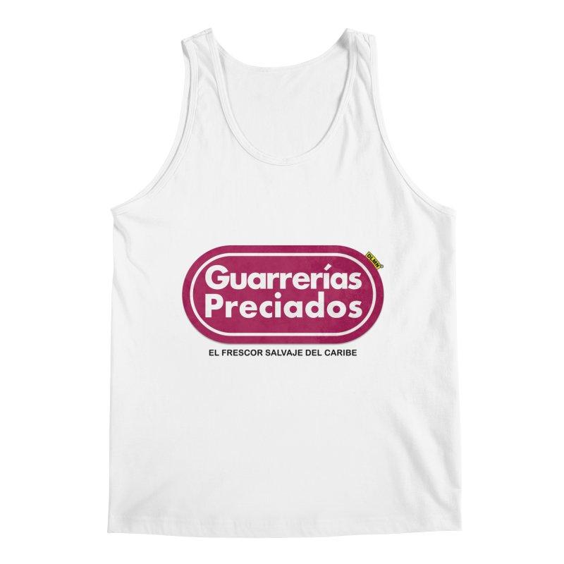 Guarrerías Preciados Men's Tank by mrdelman's Artist Shop
