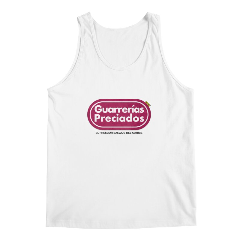 Guarrerías Preciados Men's Regular Tank by mrdelman's Artist Shop