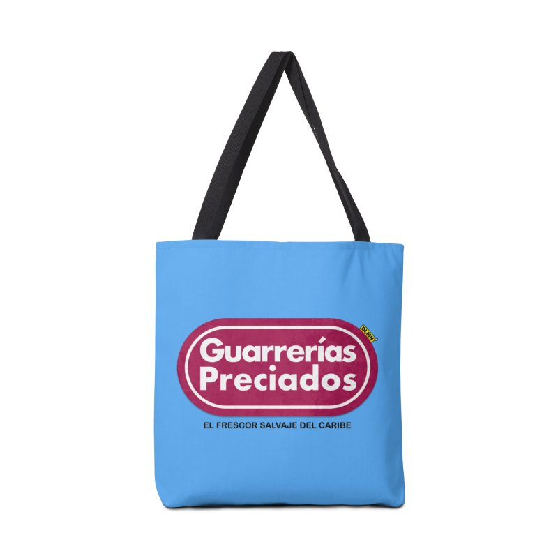 Guarrerías Preciados Accessories Tote Bag Bag by mrdelman's Artist Shop