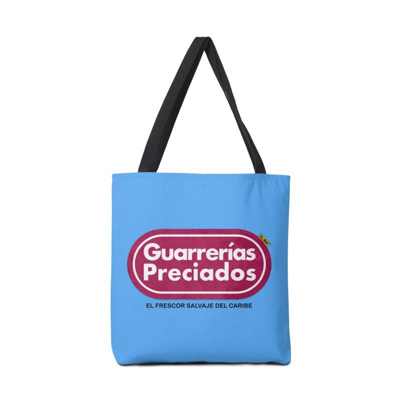Guarrerías Preciados Accessories Bag by mrdelman's Artist Shop