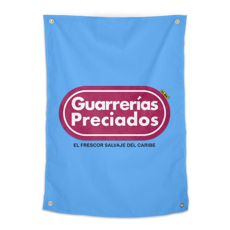 Guarrerías Preciados Home Tapestry by mrdelman's Artist Shop