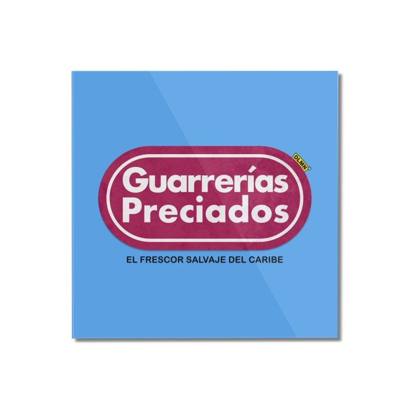 Guarrerías Preciados Home Mounted Acrylic Print by mrdelman's Artist Shop