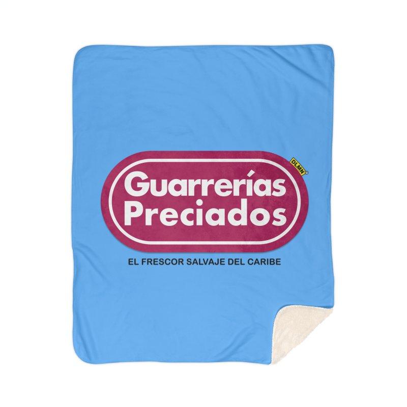 Guarrerías Preciados Home Blanket by mrdelman's Artist Shop
