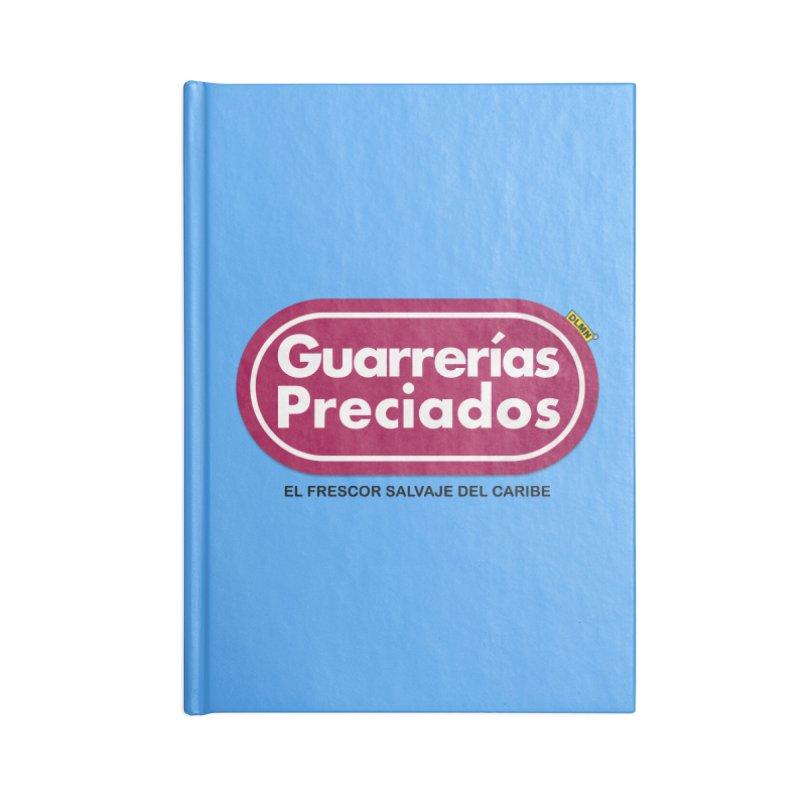 Guarrerías Preciados Accessories Notebook by mrdelman's Artist Shop