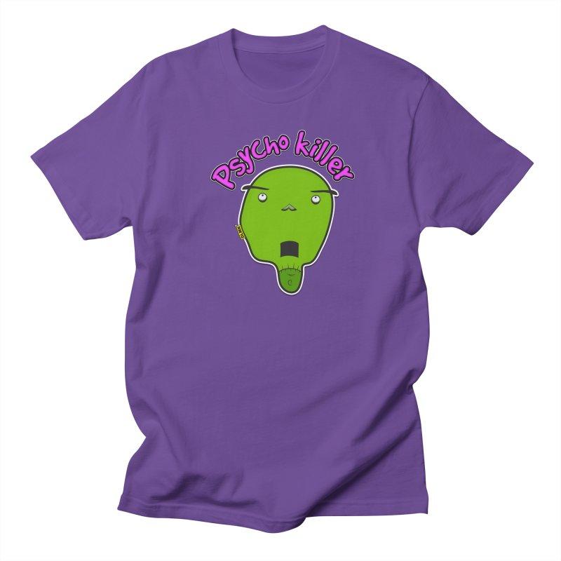 Psycho killer (alone) Women's T-Shirt by mrdelman's Artist Shop