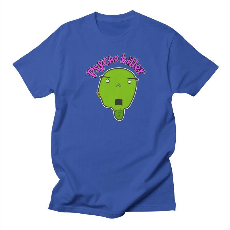 Psycho killer (alone) Women's Regular Unisex T-Shirt by mrdelman's Artist Shop