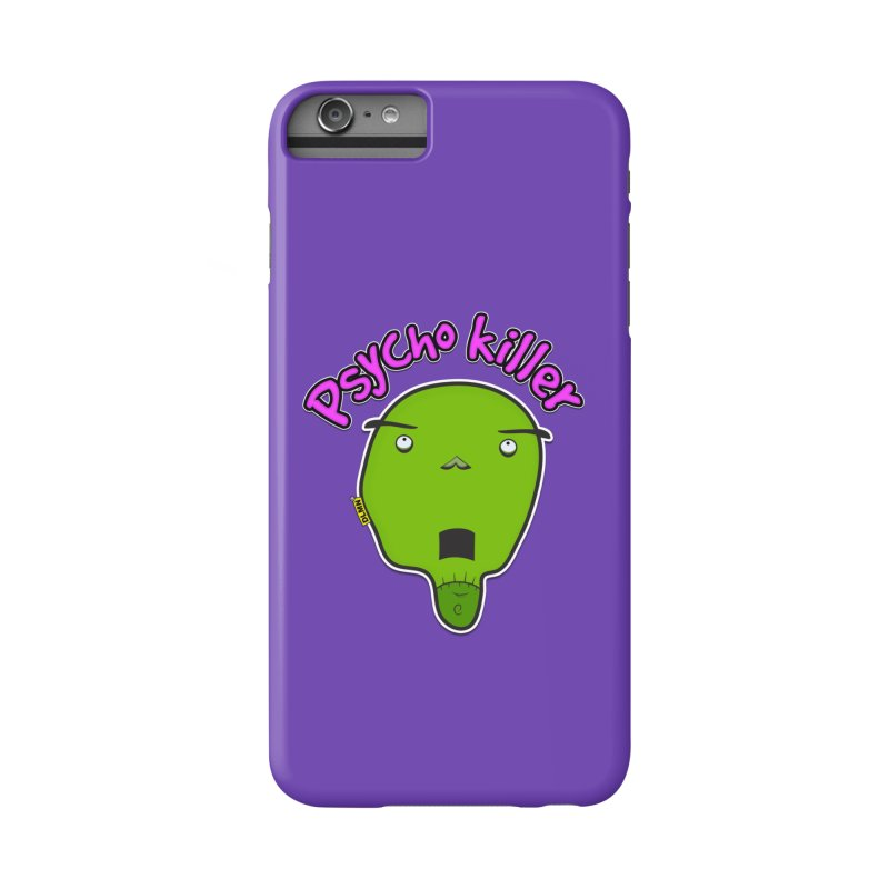 Psycho killer (alone) Accessories Phone Case by mrdelman's Artist Shop