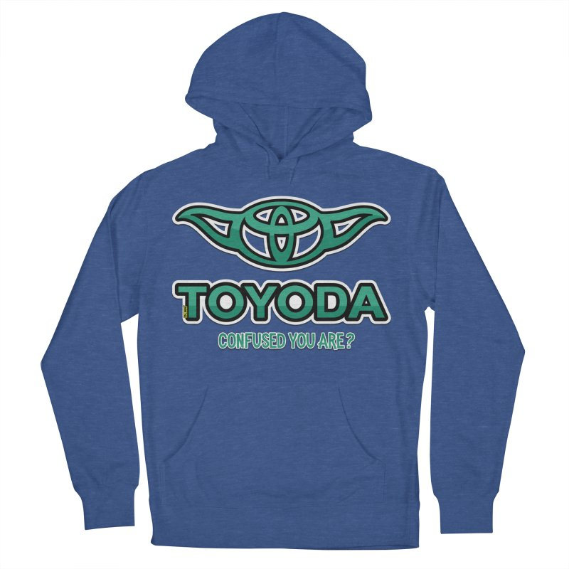 TOYODA ... Confused you are? Men's Pullover Hoody by mrdelman's Artist Shop