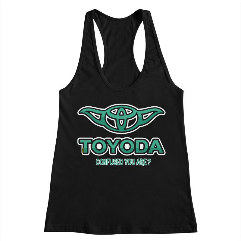 TOYODA ... Confused you are? Women's Tank by mrdelman's Artist Shop