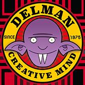 mrdelman's Artist Shop Logo