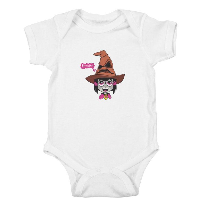 Ravenclaw Kids Baby Bodysuit by mreiselshop's Artist Shop